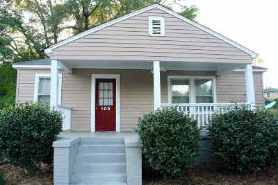 Single Family Home For Sale: 105 Marion Street