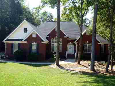 Anderson Single Family Home For Sale: 307 Brittany Park