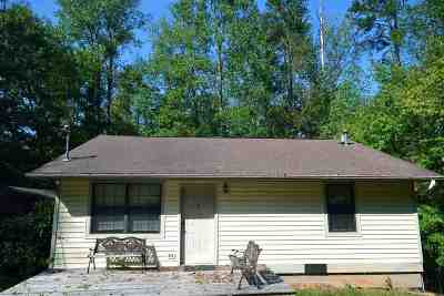 Martin GA Single Family Home For Sale: $125,000