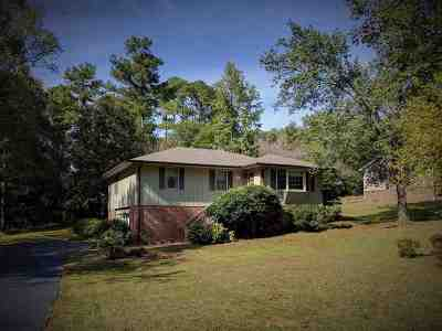 Clemson Single Family Home For Sale: 503 Rock Creek Rd.