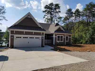 Anderson Single Family Home For Sale: 1315 Old Webb Road