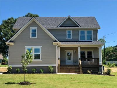 Anderson Single Family Home For Sale: 1000 Carlisle Place