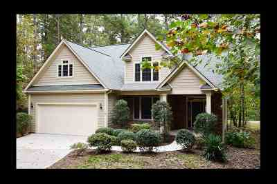 Keowee Key Single Family Home For Sale: 7 Divot Landing