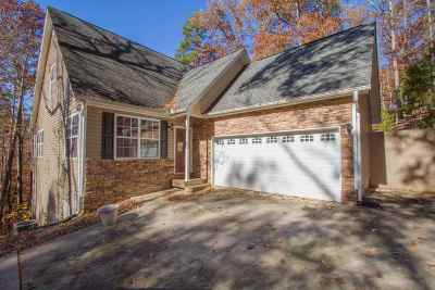 Anderson, Fair Play, Lafrance, Townville, Westminster, Lake Hartwell, Seneca Single Family Home For Sale: 111 Dean Road