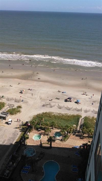 Myrtle Beach Condo For Sale: 1605 S Ocean Blvd