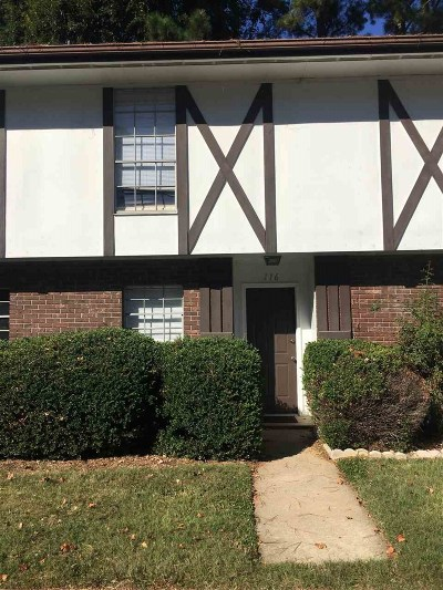 Clemson SC Townhouse Contract-Take Back-Ups: $79,900