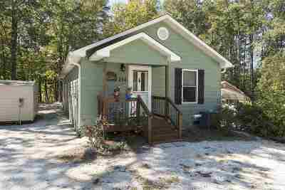 Westminster SC Single Family Home For Sale: $214,900