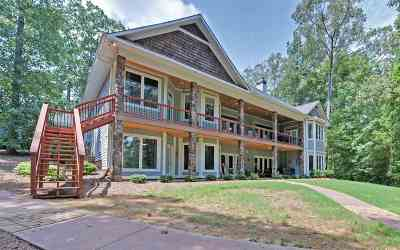 Martin Single Family Home For Sale: 91 Mill Creek Circle