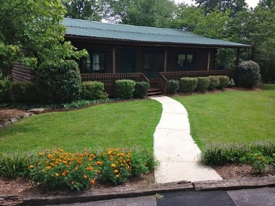 Single Family Home For Sale: 203 Little Ln