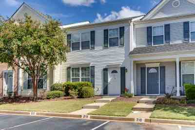 Greer Townhouse Contingency Contract: 212 Braelock Drive