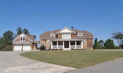 Seneca, Seneca/west Union Single Family Home For Sale: 125 Sweetwater View Road
