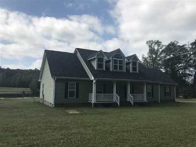Anderson Single Family Home Under Contract: 1017 Trotter Rd