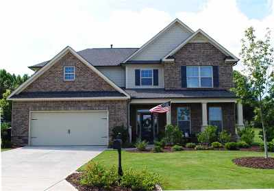 Anderson Single Family Home For Sale: 202 Meadows Edge Court