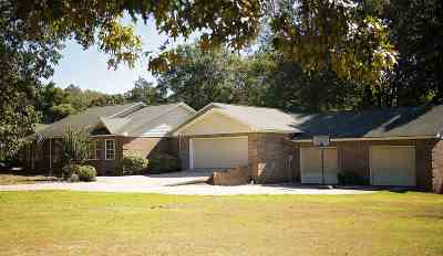 Anderson Single Family Home For Sale: 1183 Wilderness Trail