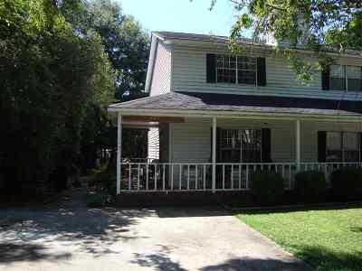 Townhouse Contract-Take Back-Ups: 4314 Old Mill Rd