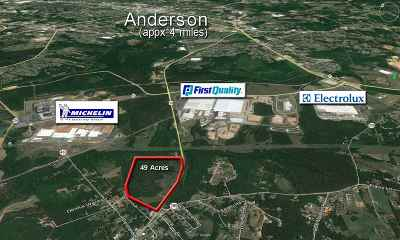 Anderson Residential Lots & Land For Sale: Hwy 29 S