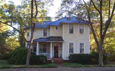 Anderson Single Family Home For Sale: 614 Marshall Avenue