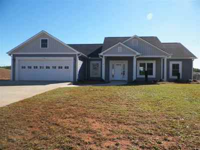 Anderson SC Single Family Home For Sale: $159,900