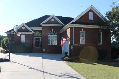 Anderson SC Single Family Home For Sale: $284,900