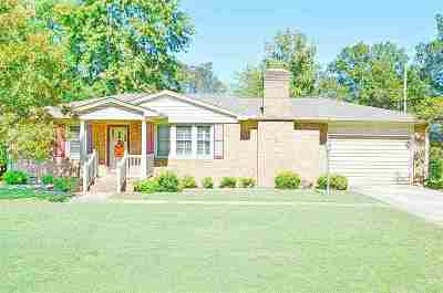 Anderson Single Family Home For Sale: 602 Palmer St