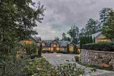 Sunset SC Single Family Home For Sale: $2,995,000