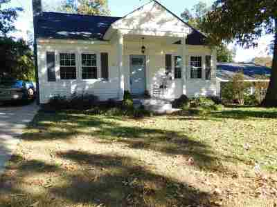 Anderson Single Family Home For Sale: 2412 Pope Drive