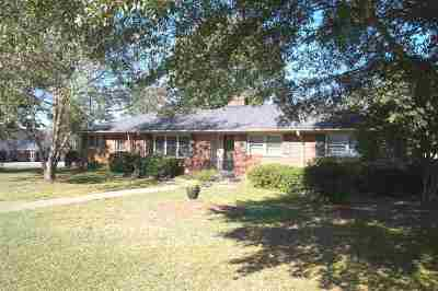 Athens, Anderson Single Family Home For Sale: 2804 Calrossie Road
