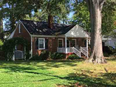Athens, Anderson Single Family Home For Sale: 322 W Fredericks
