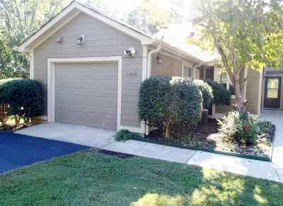 Leeward Landing Townhouse For Sale: 1404 Leeward Road