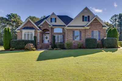 Athens, Anderson Single Family Home For Sale: 111 McPhail Farms Circle