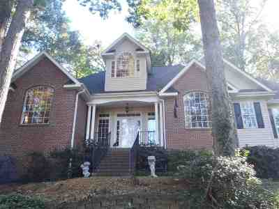 Athens, Anderson Single Family Home For Sale: 702 Stone Creek Drive