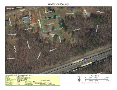 Athens, Anderson Residential Lots & Land For Sale: Lot 5 Kokomo Way