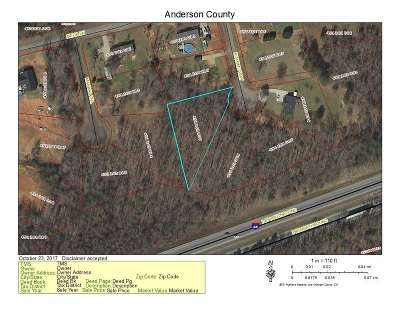 Athens, Anderson Residential Lots & Land For Sale: Lot 9 Kokomo Way