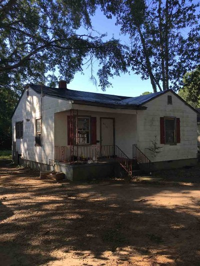 Single Family Home For Sale: 2916 Plainview Rd