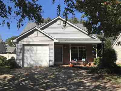 Single Family Home For Sale: 211 Plantation Drive