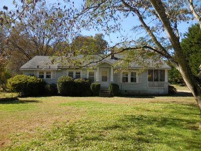 Easley Single Family Home For Sale: 519 Rice Road