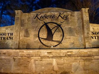 Keowee Key Residential Lots & Land For Sale: 18/20 Captain Ln