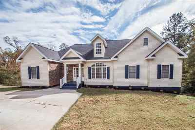 Easley Single Family Home For Sale: 117 Mill Pond Road