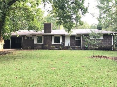 Anderson County Single Family Home Contingency Contract: 504 Jeb Stuart Avenue