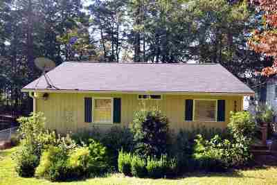 Single Family Home For Sale: 935 Shelor Ferry Rd