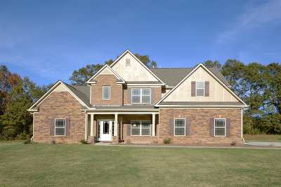 Anderson Single Family Home For Sale: 108 Wild Meadows Drive