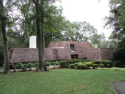 Anderson Single Family Home For Sale: 101 Oakcliff Terrace