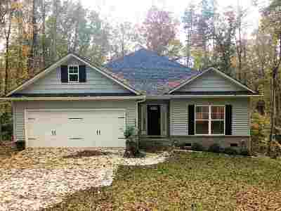 Single Family Home For Sale: 283 Tallulah Drive