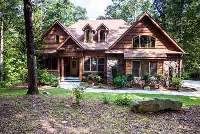 Pickens Single Family Home For Sale: 116 Julie Way