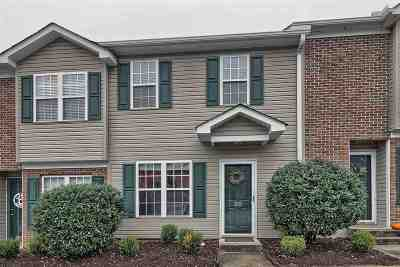 Mauldin Townhouse Contingency Contract: 419 E Butler Road