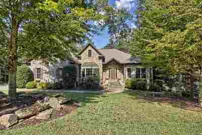 Greenville County Single Family Home For Sale: 114 Walnut Creek Way