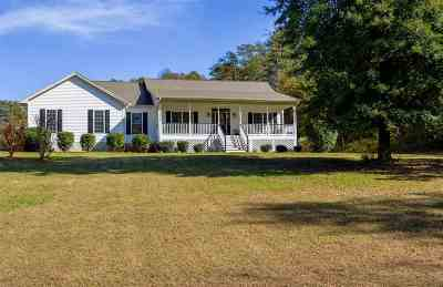 Central SC Single Family Home For Sale: $225,000