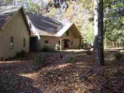 Oconee County Single Family Home Contract-Take Back-Ups: 319 Lakefront Rd