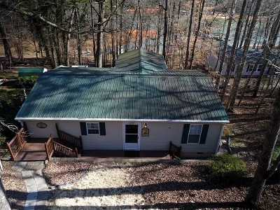 Mobile Home For Sale: 879 Shelor Ferry