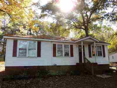 Single Family Home For Sale: 216 Porter Rd.